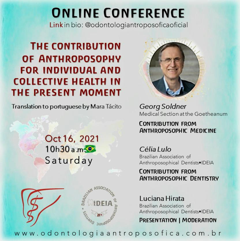 Conference - Health in the present moment